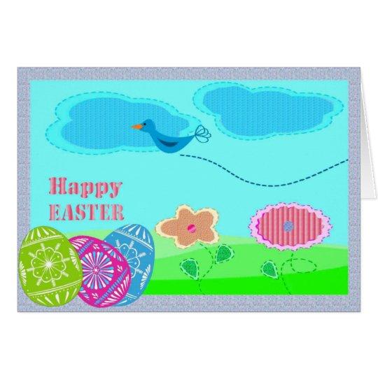 Easter Art Card