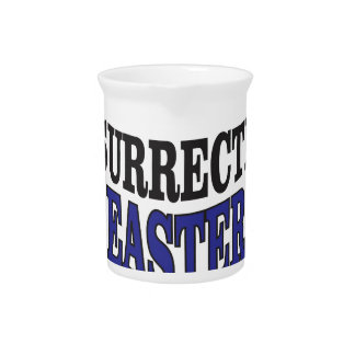 easter art fun beverage pitcher