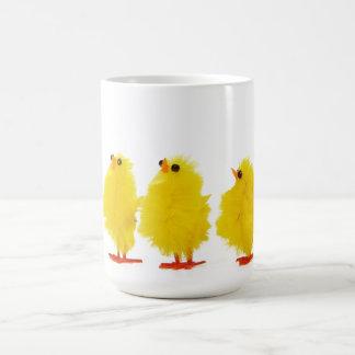 Easter baby chicks Mug