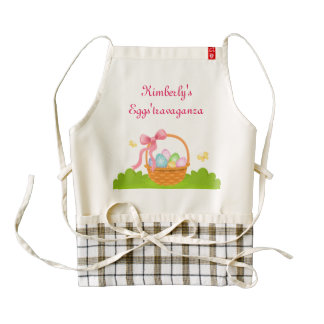 Easter Basket Apron