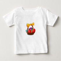Easter Basket Baby T-Shirt
