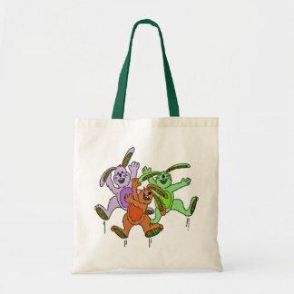 Easter basket bunny bag