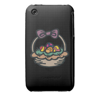 Easter Basket Case-Mate iPhone 3 Cases
