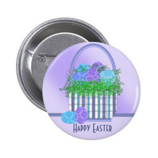 Easter Basket Collection Pinback Button