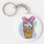 Easter Basket design Keychains
