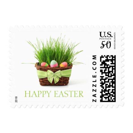 Easter Basket stamps