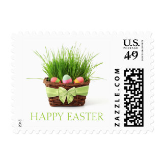 Easter Basket stamps