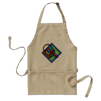 Easter Basket T shirts and Easter Gifts Adult Apron