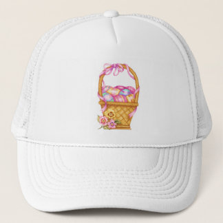 Easter Basket Trucker Hat