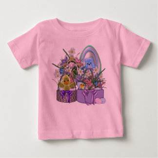 Easter Baskets Baby T-Shirt