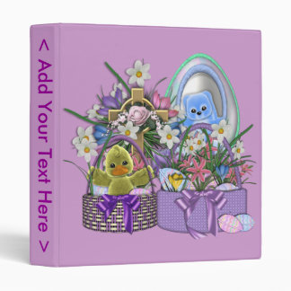 Easter Baskets Binder