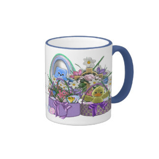 Easter Baskets Mugs