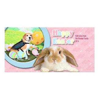 Easter - Beagle - Brady Card