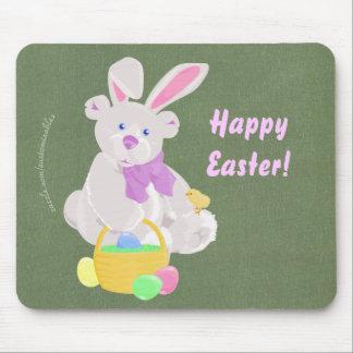Easter Bear Mousepad