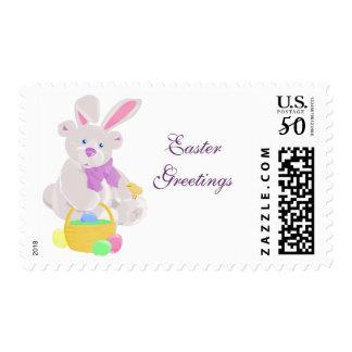 Easter bear postage