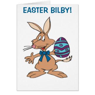 Easter Bilby Card