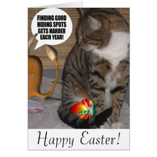 Easter Bilby Cards, T-Shirts, Easter Mugs & Gifts! Card