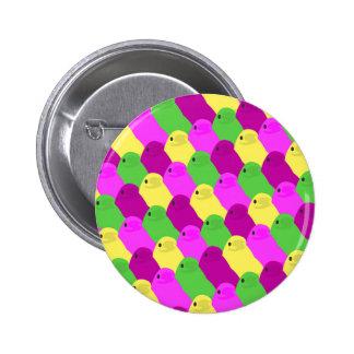 easter bird candy button