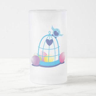 easter birdy coffee mug