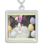 Easter Black Cat Custom Jewelry