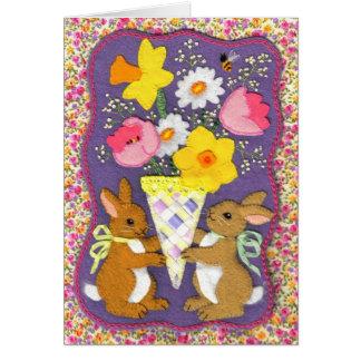 Easter Blank Card