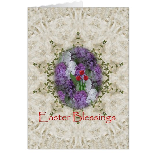 Easter Blessing Card