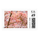 Easter Blessing Cherry Blossom Stamps