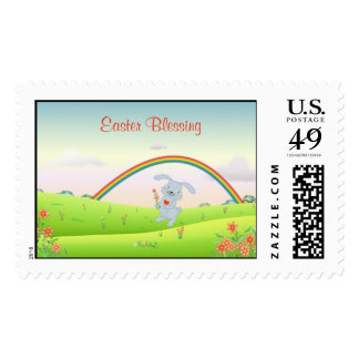 Easter Blessing, Stamp