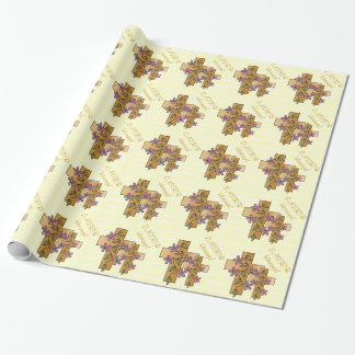Easter Blessing Gift Wrapping Paper
