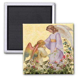 Easter Blessings Angel Magnet