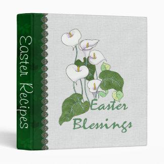 Easter Blessings Binder