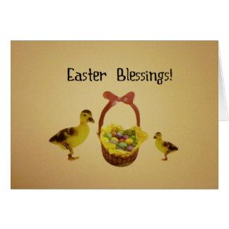 Easter Blessings! Card
