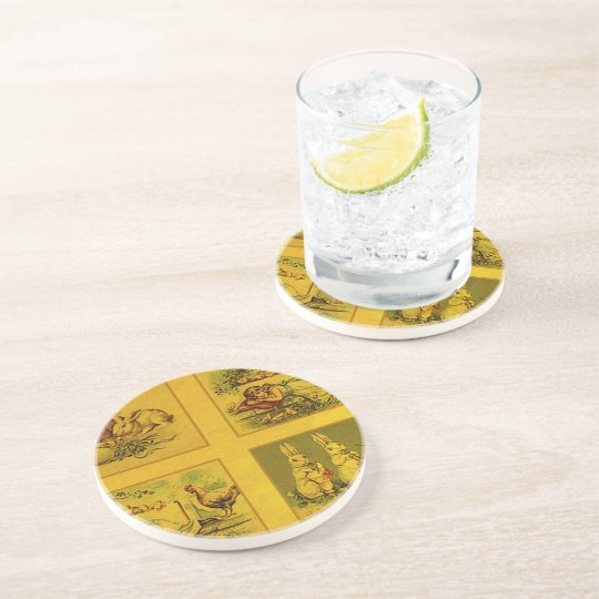Easter Blessings Coaster
