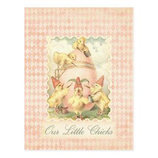 Easter Blessings Postcard