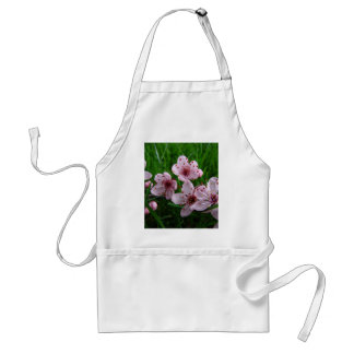 EASTER Blossoms 4 Pink Tree Blossoms Easter Cards Adult Apron