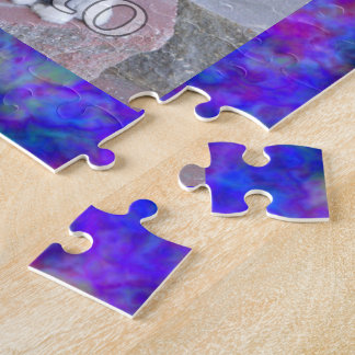 Easter Blue Cloud Jigsaw Puzzle
