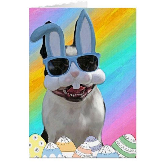 Easter Boston 1 Card