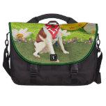 Easter - Brittany Spaniel - Elliott Commuter Bags