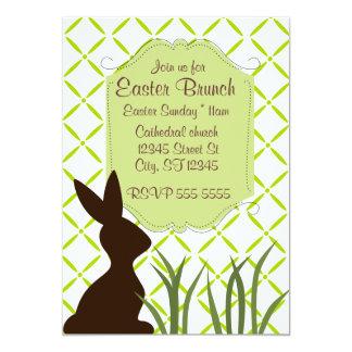 Easter Brunch Card