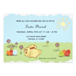 Easter Brunch Invite