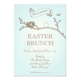 "Easter Brunch Invitation 5"" X 7"" Invitation Card"