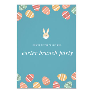 easter brunch party-Invitation card