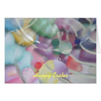Easter Bubbles Card
