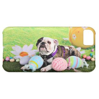 Easter - Bulldog - Delilah Case For iPhone 5C
