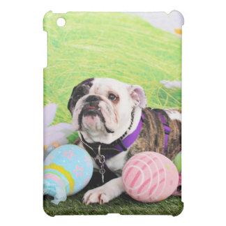 Easter - Bulldog - Delilah Case For The iPad Mini
