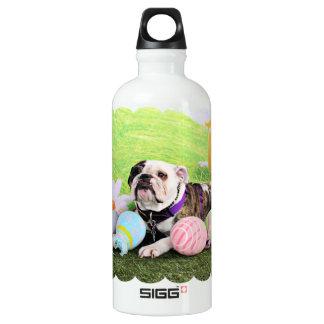 Easter - Bulldog - Delilah SIGG Traveler 0.6L Water Bottle