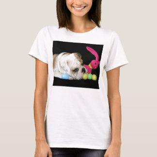 Easter Bulldog t-shirt