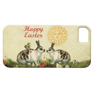 Easter Bunnies and Baby Chicks iPhone 5 Cases