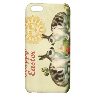 Easter Bunnies and Baby Chicks iPhone 5C Case