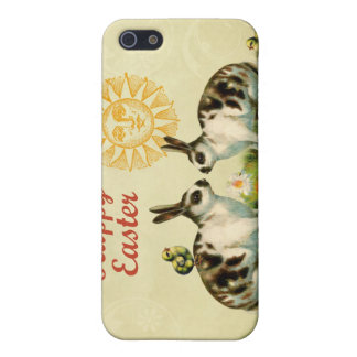 Easter Bunnies and Baby Chicks Case For iPhone 5